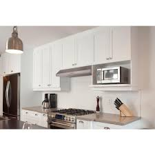home depot under cabinet range hood presenza 30 in under cabinet range hood in stainless steel qr003