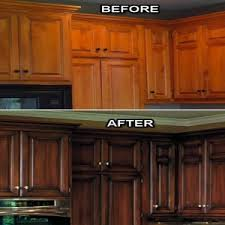 Kit Kitchen Cabinets Simple Small Space Kitchen With Modern Kitchen Cabinet Refinishing