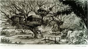 kevin kidney original swiss family robinson tree found