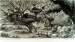Kevin Kidney Original Swiss Family Robinson Tree Found