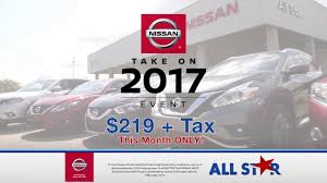 nissan altima for sale hammond la all star nissan u0027s new year new savings for 2017 all star