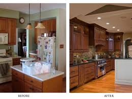 interior stunning split level remodel before and after