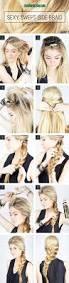 swept side braid for long 43 fancy braided hairstyle ideas u2026