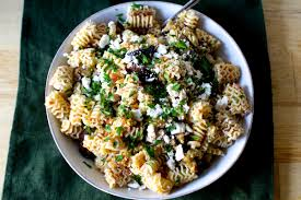 charred eggplant and walnut pesto pasta salad u2013 smitten kitchen