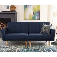 two seater sofa together with sectional set also royal blue and