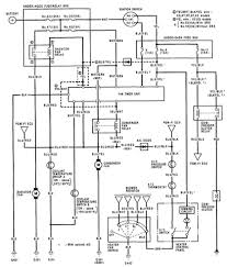 honda prelude wiring diagram honda wiring diagrams instruction