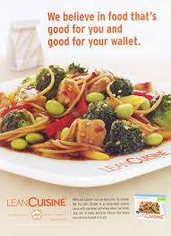 lean cuisine admonkey