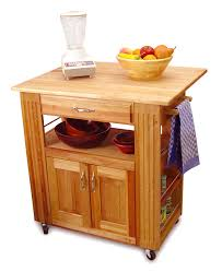 Kitchen Island Cart Plans by Kitchen Island Cart With Drop Leaf Gallery Also Plans Images