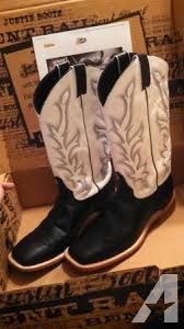 womens justin boots size 12 justin boots 2pairs size 12 size 11 for sale in
