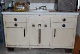 kitchen sink base cabinets sale dupont dulux deco style metal sink cabinet an all new brand