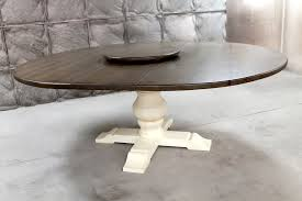 Round Pedestal Dining Table With Extension Leaf Round Dining Table With Leaf Extension Special For You