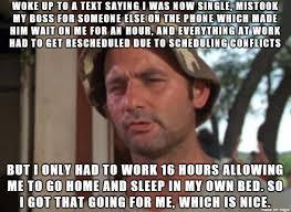 Sleep At Work Meme - train wreck of a day meme on imgur