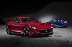 maserati ghibli red maserati brings granturismo mc centennial edition and ghibli app to ny