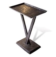 Small Metal Patio Table by Small Outdoor Metal Side Table Outdoor Patio Tables Ideas