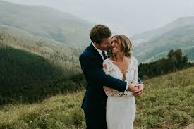 colorado weddings stylish vail colorado wedding at the sonnenalp junebug weddings