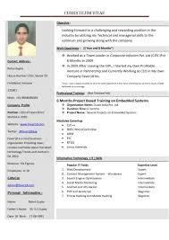 100 new resume format doc latest cv templates doc doc 11181600