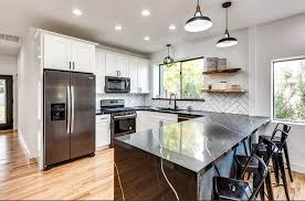 do white cabinets go with black appliances white kitchen cabinets with countertops designing idea