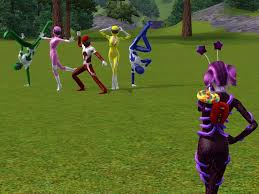 power rangers sims 3 tyrblue deviantart