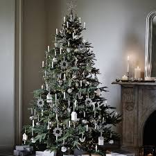 White Christmas Living Room Decor by Living Room Marvelous Christmas Tree Decorations Ideas With Gold