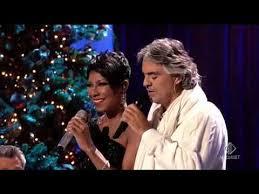 the christmas song andrea bocelli u0026 natalie cole shazam