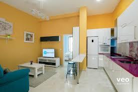 Granada Kitchen And Floor - granada apartment jesús del gran poder street granada spain