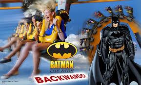 Six Flags Jackson Six Flags Great Adventure 2015 News Backwards Batman New El