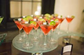 cocktail party wedding planning blog
