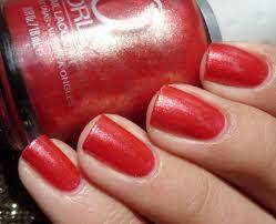 malý koutek krásy orly ruby passion krémovky foil shimmer
