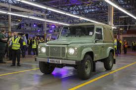 retro range rover new land rover defender