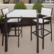 3 Piece Bar Height Patio Set 41 Best Bar Height Patio Sets Images On Pinterest Patio Sets