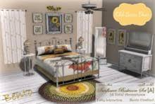 second life marketplace bedroom furniture