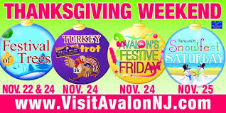 thanksgiving weekend in avalon promises to delight dotheshore