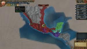 Mesoamerica Map Mesoamerica Has Some Problems Paradox Interactive Forums