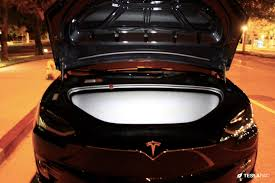 tesla inside hood upgrading tesla model x lighting with ultra bright leds