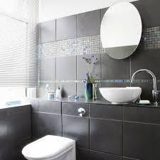 wohnideen minimalistischem markisen sanviro anthrazit badezimmer