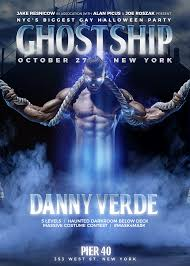 tickets for ghostship halloween nyc main event dj danny verde
