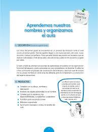 unidades y sesiones de aprendizaje comunicacion minedu rutas rutas del aprendizaje 2014 modelo de unidad didáctica