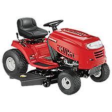 yard machines riding mower 13a2775s000