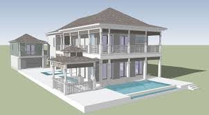 west indies style house plans west indies cottage nassau bahamas energy smart home plans