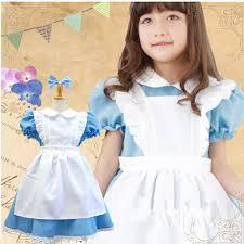 Alice Wonderland Halloween Costumes Kids Cheap Kids Maid Costumes Aliexpress Alibaba Group