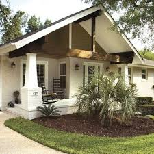 home design bungalow front porch designs white front open cross gable front porch design ideas pictures remodel and