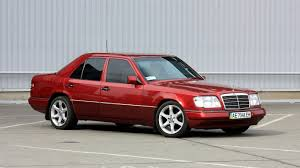 car mercedes red red apple 1 jpg 1 366 768 pixels mercedes e class w124