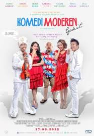 Film Komedi Moderen Gokil 3 | film komedi moderen gokil dan 3 dara masuk 10 film terlaris awal