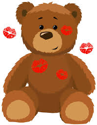 valentines bears clipart 59