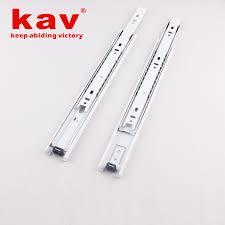 kav ball bearing drawer slide series soft close drawer slides