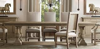 st james rectangular extension dining table st james dining table restoration hardware another great table