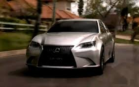 lexus sport hybrid concept first dynamic video of lexus lf gh hybrid concept released