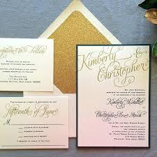 Calligraphy Wedding Invitations Calligraphy Wedding Invitations Etsy Whatstobuy