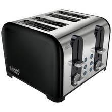 Delonghi Four Slice Toaster Toasters Argos
