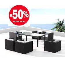 canapé de jardin castorama fauteuil avec salon jardin aluminium pas cher unique table